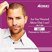 Know About Best Hair Loss Treatment Available In Your City