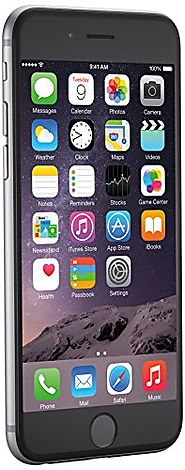 Apple iPhone 6, Space Gray, 64 GB (T-Mobile)