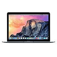 Apple MacBook MJY32LL/A 12-Inch Laptop with Retina Display (Space Gray, 256 GB)