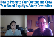 12/5/14 Promote Content and Grow Your Personal Brand