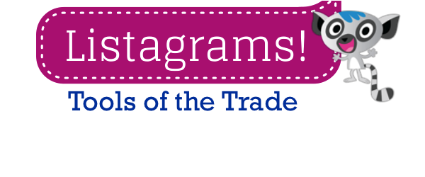 Headline for Listagrams from Listly #11 - Tools of the Trade