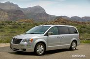 Chrysler Town and Country 2008/09
