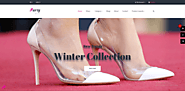 Leo Party Girl – Shoes and Fashion Prestashop theme