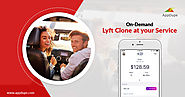 On-demand Lyft Clone at your service