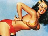 50's pin up on Pinterest