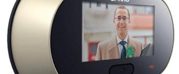 Best 3.5 inch digital peephole viewer - Door Peephole Camera Reviews 2017 cover image