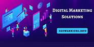 Digital Marketing Solutions | SEO Warriors
