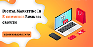 How Digital Marketing Help to Grow E-commerce Business - SEO Warriors