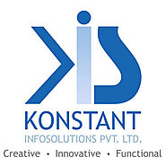 Konstant Infosolutions - Top iPhone App Development Company