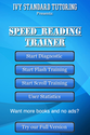 Speed Reading Trainer (F)