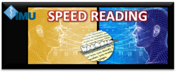 Headline for Speed Reading