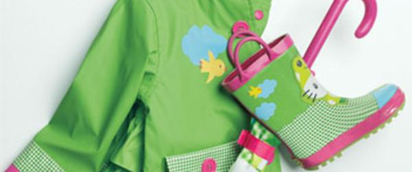 Headline for Toddler Girls Raincoats And Matching Boots On Sale