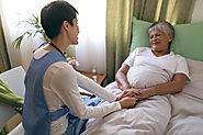 Things a Visiting Hospice Nurse Can Help You With