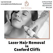 Laser Hair Removal Canford Cliffs