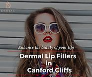 Lip Fillers Canford Cliffs