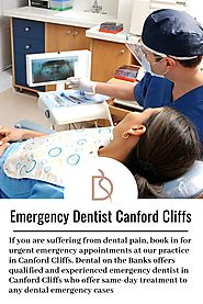 Emergency Dentist Canford Cliffs
