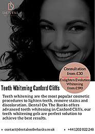 Teeth Whitening Canford Cliffs