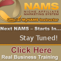 Niche Affiliate Marketing System Members | NAMS
