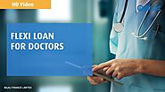 Bajaj Finserv Flexi Loan for Doctors