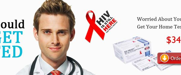 Headline for Hiv Test Kits
