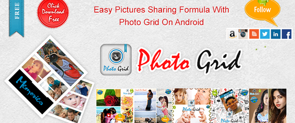 Headline for Photo Grid - Make Collage and Share