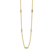 Buy Diamond Necklace for Women Online FL | White, Yellow Gold Necklaces