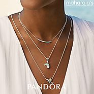 Browse Pandora Gold Necklace Designs Before Purchase Online?