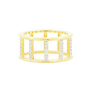 Radiance Open Wide Band Ring - RNPYZR04-7