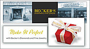 Becker's Diamonds and Fine Jewelry Store in West Hartford, CT