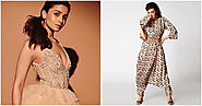 Indo Western Dresses For Wedding Season - Designs From Bollywood Celebs