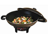 Aroma 7-Qt. Electric Wok - Kitchen Things