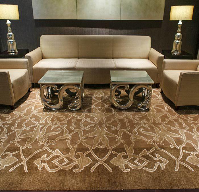 Custom Bespoke Carpet Wool Rugs