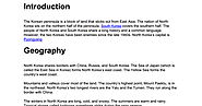 North Korea - Google Docs