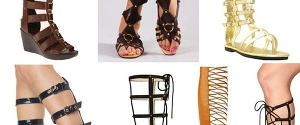 Headline for Buy Ladies Gladiator Sandals/Shoes For Women On Sale