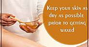 Find Body Waxing Services as Vegas Online