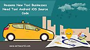 Taxi Android & iOS Source Code for Application of Ride-Hailing Business