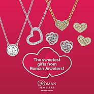 Precious Gold Diamond Necklace Sets Style for Your Anniversary