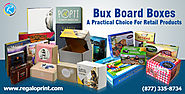 Bux Board Boxes: A Practical Choice for Retail Products