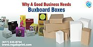 Why A Good Business Needs Buxboard Boxes - Bux Board Boxes for your Product Packaging