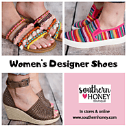 Need Women's Designer Shoes - Swing In To Southern Honey | Smore