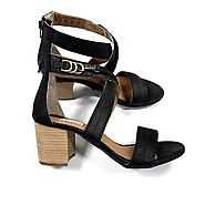 Strappy Summer Block Heel | Women's Designer Shoes | Southern Honey Boutique