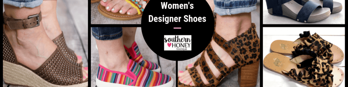 Headline for Wear Women's Designer Shoes & Walk With Right Attitude