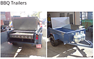 BBQ Trailers For Sale | BBQ Trailers Melbourne - Blackburn Trailers