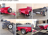Off Road Box Trailers For Sale in Melbourne