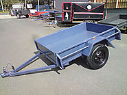 Box Trailers For Sale in Melbourne - Blackburn Trailers