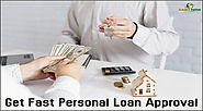 Get Fast Personal Loan Approval