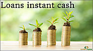 Loans instant cash Help Solve Your Financial Issues Instantly