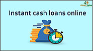 Instant cash loans online - Keeps You Away From Urgent Mid-Month Crisis