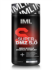 Super DMZ Rx 5.0 Pro-Anabolic Muscle Building Amplifier Reviewed