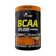 Olimp The Top Best BCAA Xplode reviewed Huge dose of amino acids!